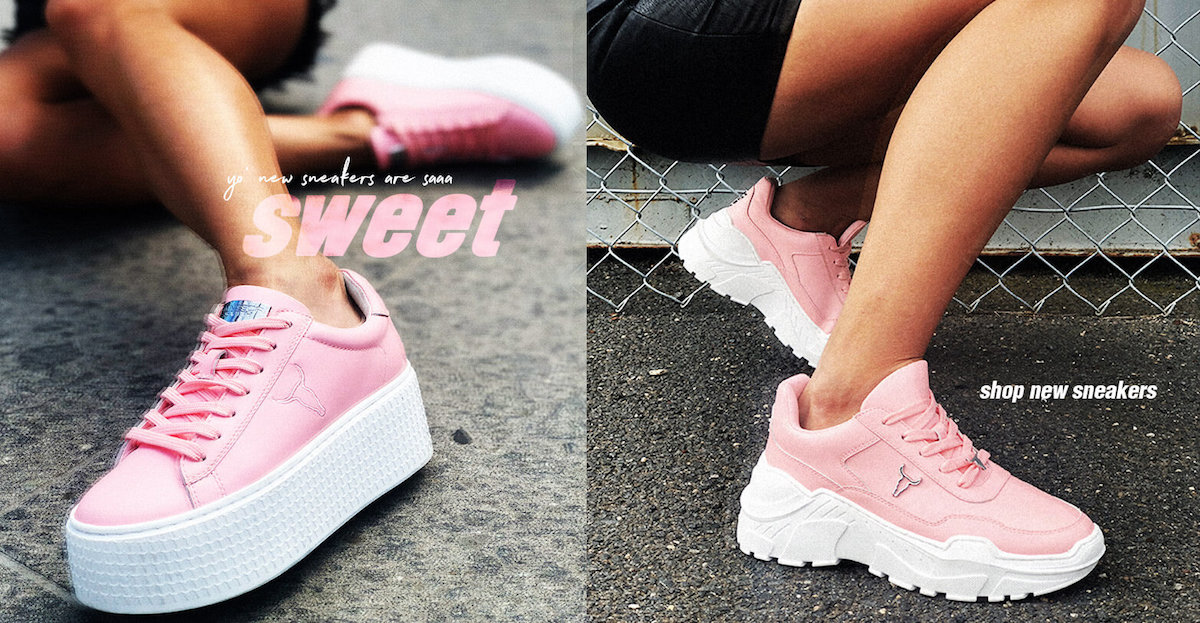 Candy Sneakers