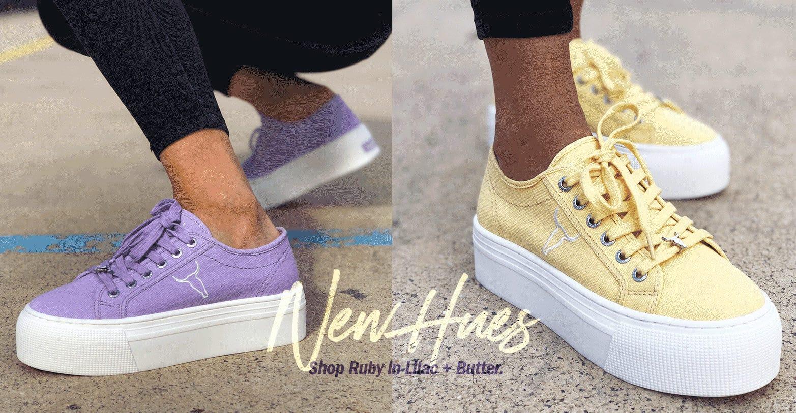 Women's Ruby Sneakers