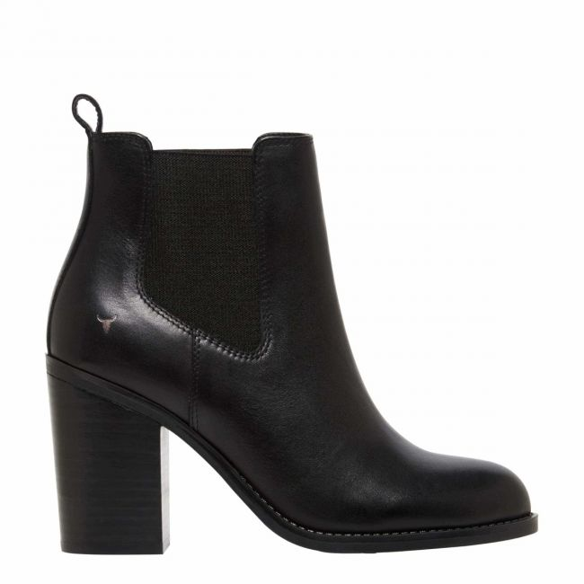 Denver Black Boots | Women's Ankle