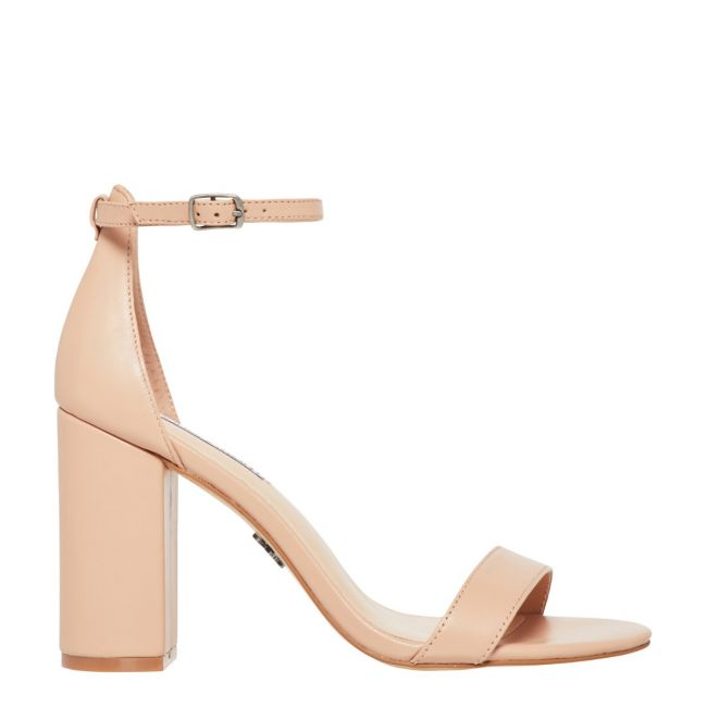 Indie Nude Leather Sandals | Women's