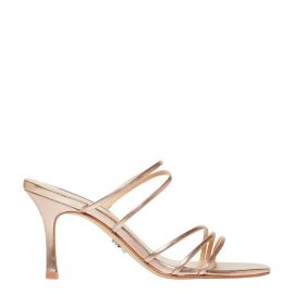 AMBER ROSE GOLD HEEL