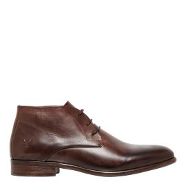 BRADLEY BROWN LEATHER BOOT