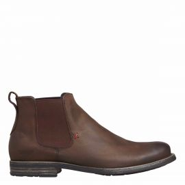 CORNELL BROWN LEATHER