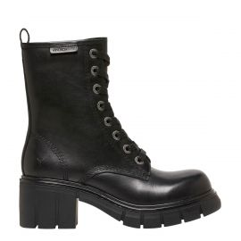 DRIFT BLACK LEATHER BOOT