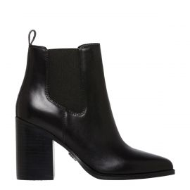 Windsor Smith - Block heel gusset boot - side view