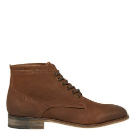 Mens Tan Leather Boots