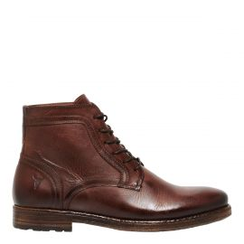 HARVEY BROWN LEATHER BOOT