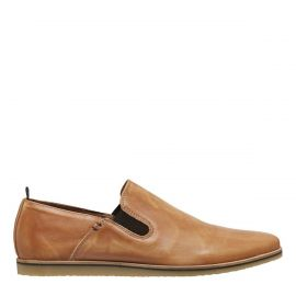 JAVIER CAMEL LEATHER
