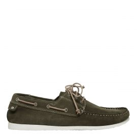 JOIE OLIVE SUEDE