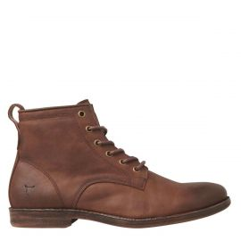 KRAB BROWN LEATHER