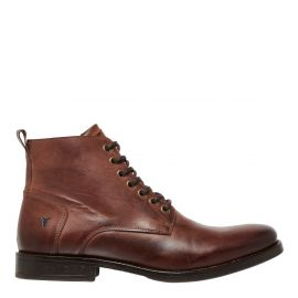 MITCHELL BROWN LEATHER BOOT