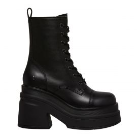 MYSTIFY BLACK LEATHER BOOT