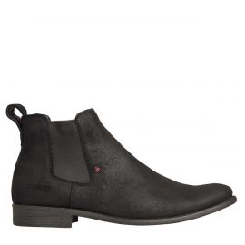 PRINCETON BLACK OIL SUEDE