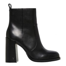SOUL BLACK LEATHER BOOT